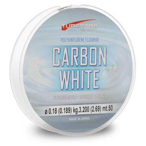 Monofilo Carbon White