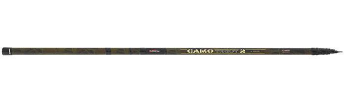 Canna Camo Trout 2 Teleregolabile