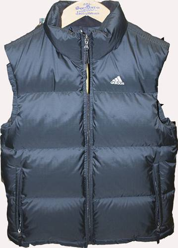 Vest Down Smanicato Adidas