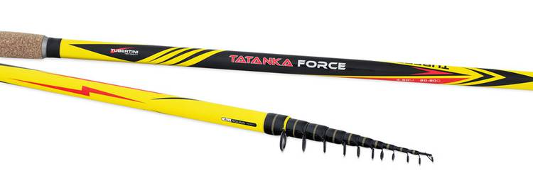 Canna Tatanka Force Slim Tubertini